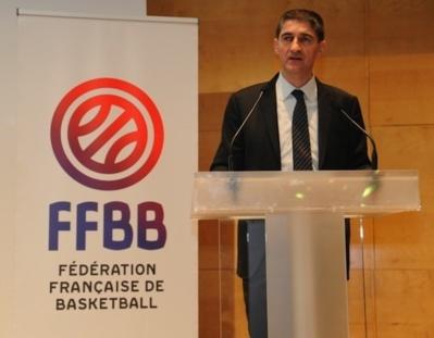 Jean-Pierre Siutat - Crédit photographique : H. Bellenger / is / FFBB.