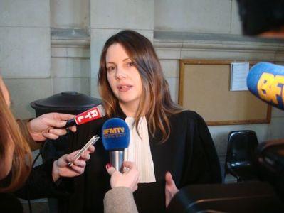 Maître Frédérique Giffard, avocate au Barreau de Paris - Photo :VD.