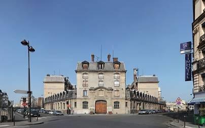 La caserne Chateau Landon - Photo : DR.
