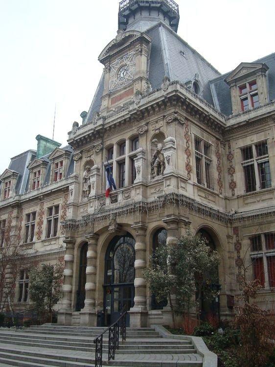 Mairie du XIIe arrondissement.
