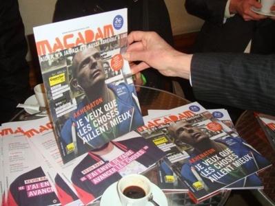 Macadam vendu à la buvette du Conseil de Paris