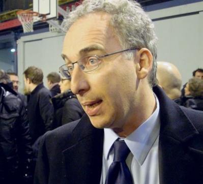 François Weil à la 2e réunion publique à Paris sur les rythmes scolaires.