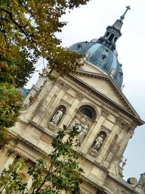Coupole de La Sorbonne © Danielle Bonardelle - Fotolia.com