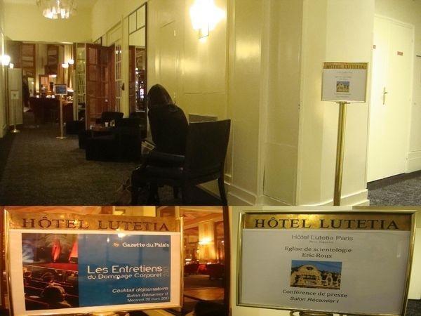 La santé à l'honneur à l'Hôtel Lutetia ™ - Photo : VD / PT.