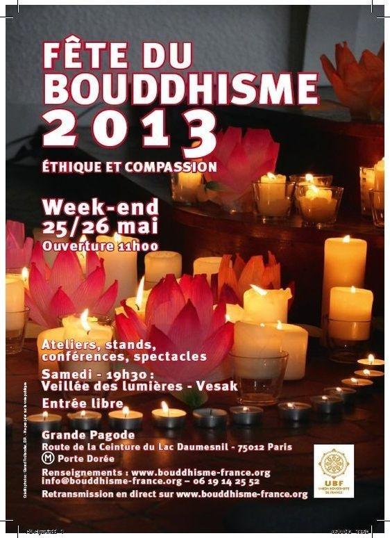 (c) Union Bouddhiste de France