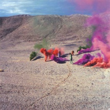Judy Chicago, 'Smoke bodies' from 'Women in smoke' 1972/2018, courtesy of Through the Flowers Archives, The Center for Art&Environment at the Nevada Museum of Art © Judy Chicago © ADAGP, Paris 2021
