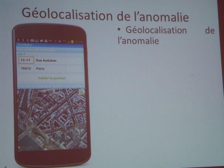 Signaler à la Mairie de Paris les anomalies sur l'espace public