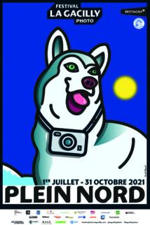 Poster of Photo Festival La Gacilly, 2021©photo festival La Gacilly, creation atelier Michel Bouvet