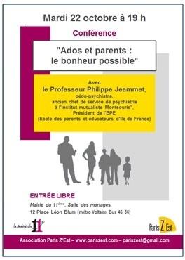 Ados et parents : le bonheur possible