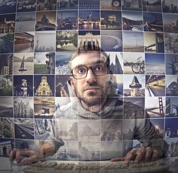 Paris digital, numérique, informatique et scientifique © olly - Fotolia.com