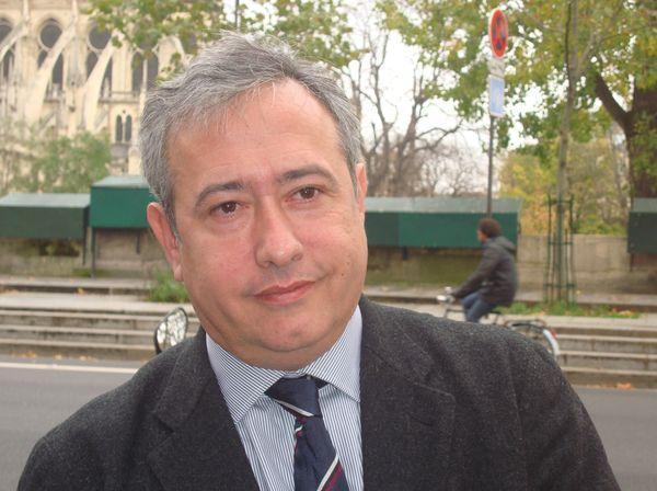 Dominique Tiberi le 19 novembre 2013 - Photo : VD / PT.