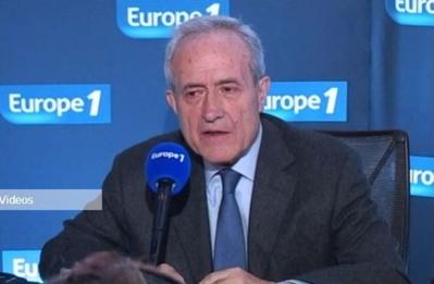 Jean Tiberi, ancien Maire de Paris - capture d'écran Europe 1.