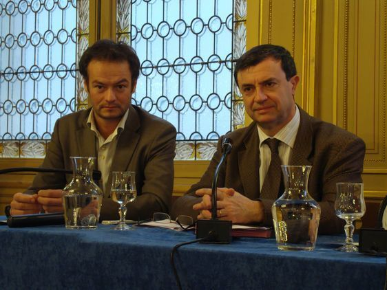 """Cliquer sur la photo pour accéder à l'article """"David-Hervé Boutin : le possible remplaçant de Jean-Pierre Lecoq"""" publié le 13 avril 2010."""
