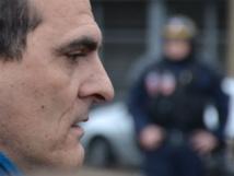 Gael Fabiano du Syndicat UNSA Police © Paris Tribune.