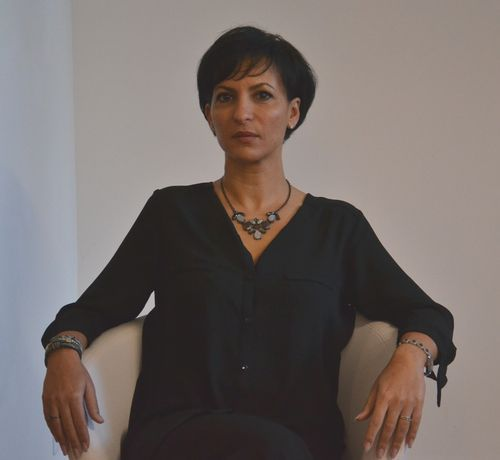Maître Khadija Aoudia © Paris Tribune.