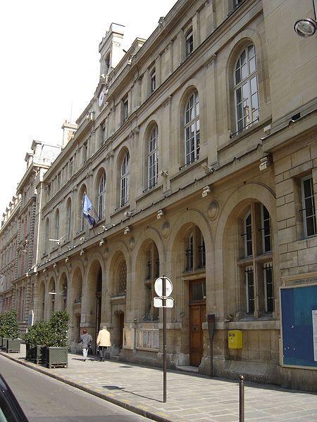 Paris Mairie 2ème © Gérard Janot sous licence creative commons.