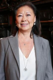 Jeanne d'Hauteserre, maire du 8e arrondissement de Paris © VD - Paris Tribune.