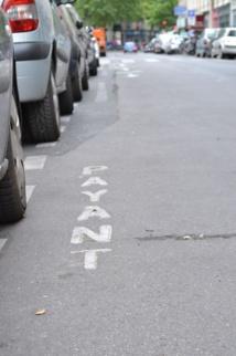 Le stationnement payant, la hantise des Parisiens © AC - PT.