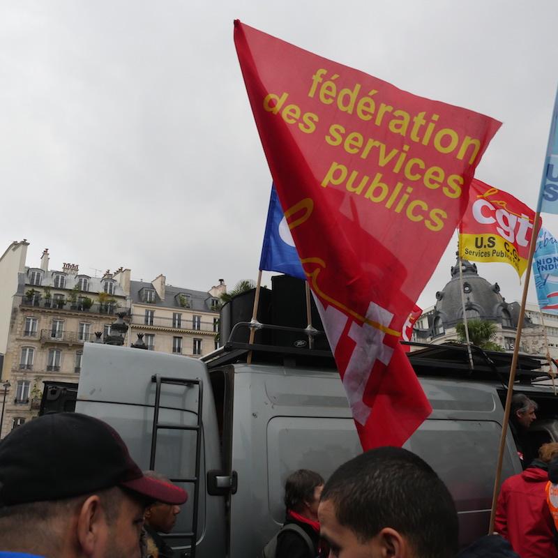 Manifestation le 15 octobre 2015