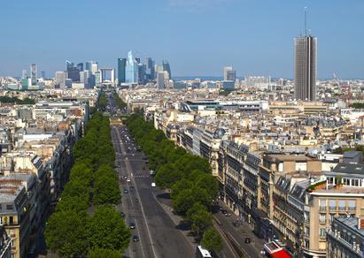 Avenue de la Grande Armée 75016 Paris © Didier Doceux - Fotolia.com