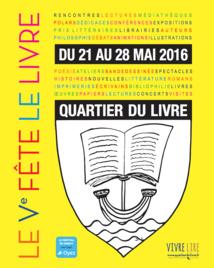 Quartier du livre - 2e édition © Mairie du 5e arrondissement de Paris