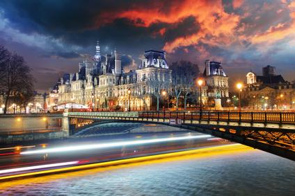 Hôtel de Ville de Paris © TTstudio
