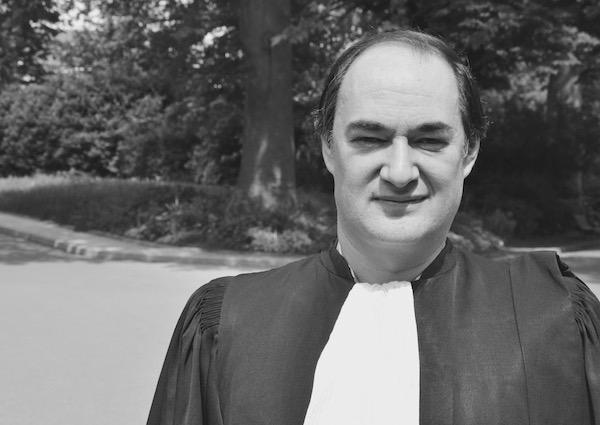 Maître François Jacquot, avocat près la Cour d'Appel de Paris © Paris Tribune Archives.