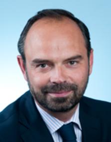 Edouard Philippe député depuis 2012 en Seine Maritime © assemblée nationale