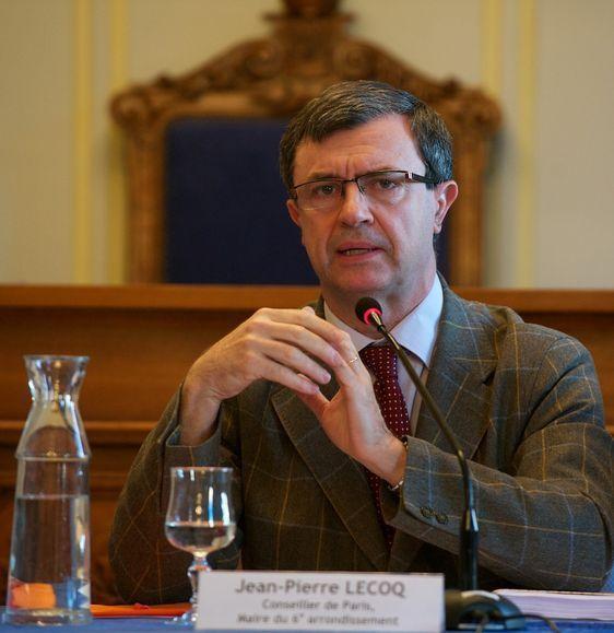 Jean-Pierre Lecoq - Photo : Stan sniper-press.com