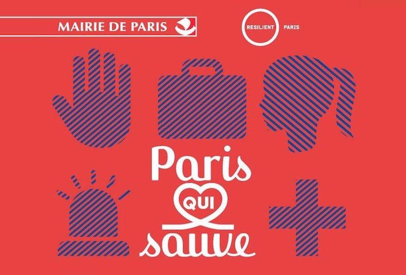 Le samedi 24 et le dimanche 25 mars 2018, participez à l'initiative parisienne « Paris qui sauve », indique la Mairie de Paris.
