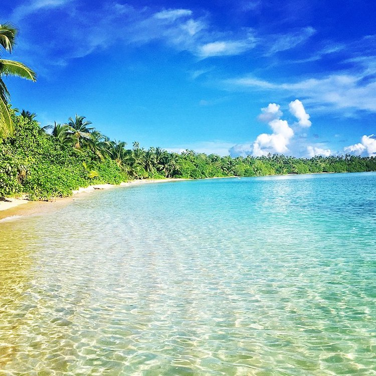 îlot de Faioa, Wallis et Futuna