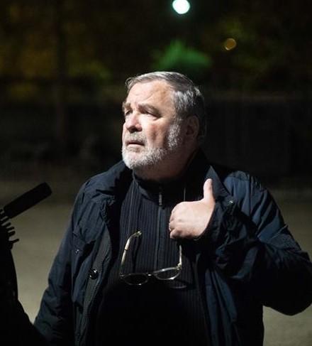 Alain Legarrec le 12 octobre 2018 à Paris © DR