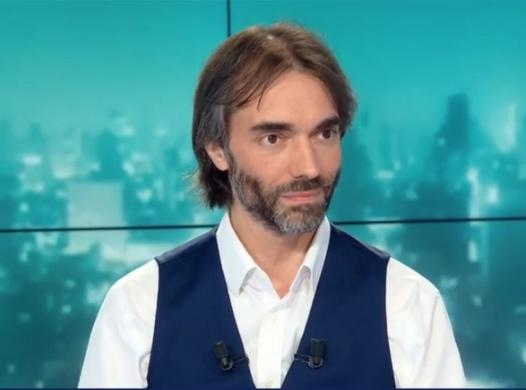 Cédric Villani sur BFM TV le 11 juillet 2019 © capture d'écran.