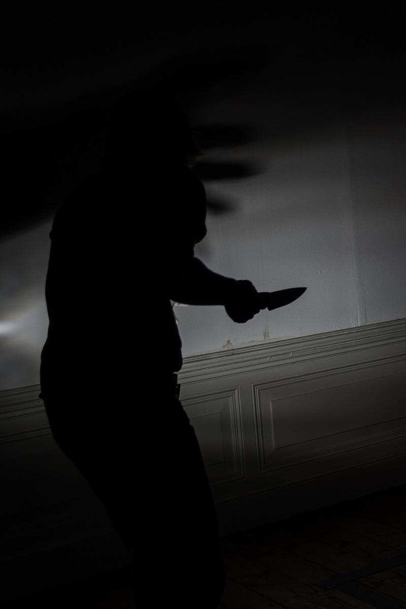 Coups de couteaux rue Montorgueil à Paris le 17 juillet 2019.