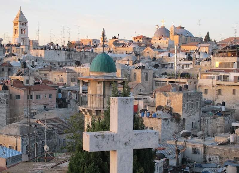 Jerusalem © Irina Uvz.