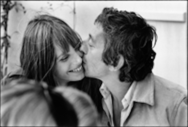 Jane and Serge in Normandy 1969 © Tony Frank, 1969