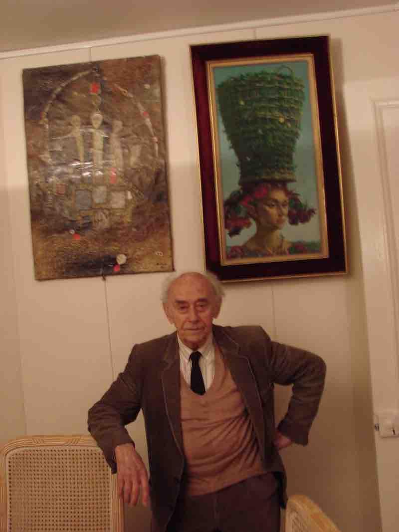 Pierre ALAUX en 2013 © DR Paris Tribune.