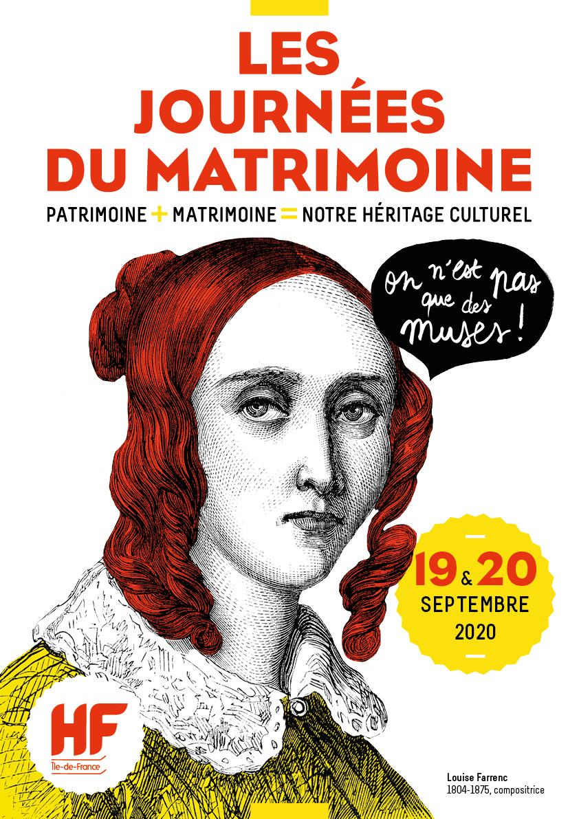 6e édition des Journées du Matrimoine
