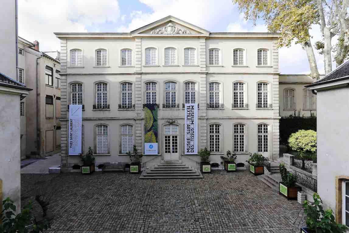 Textile Museum, Lyon©Sylvain Pretto, Musée des Tissus, Lyon