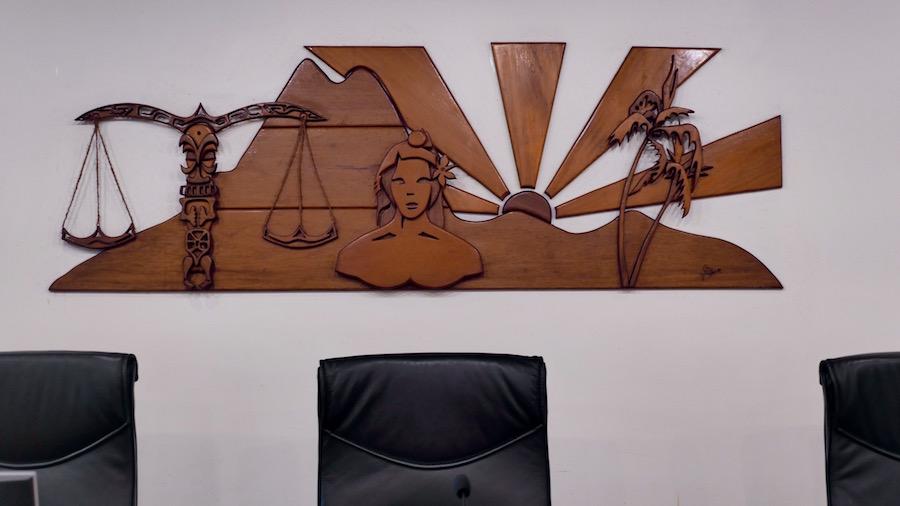 Comme pour la Marianne du tribunal administratif de Papeete, la condition de l'urgence en référé suspension appelle la recherche d'un équilibre entre les intérêts en cause © VD/MT.