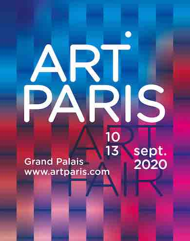 Poster Art Paris September 2020