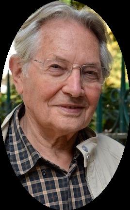 Claude Verlinde interviewé en 2015 par Paris Tribune © DR