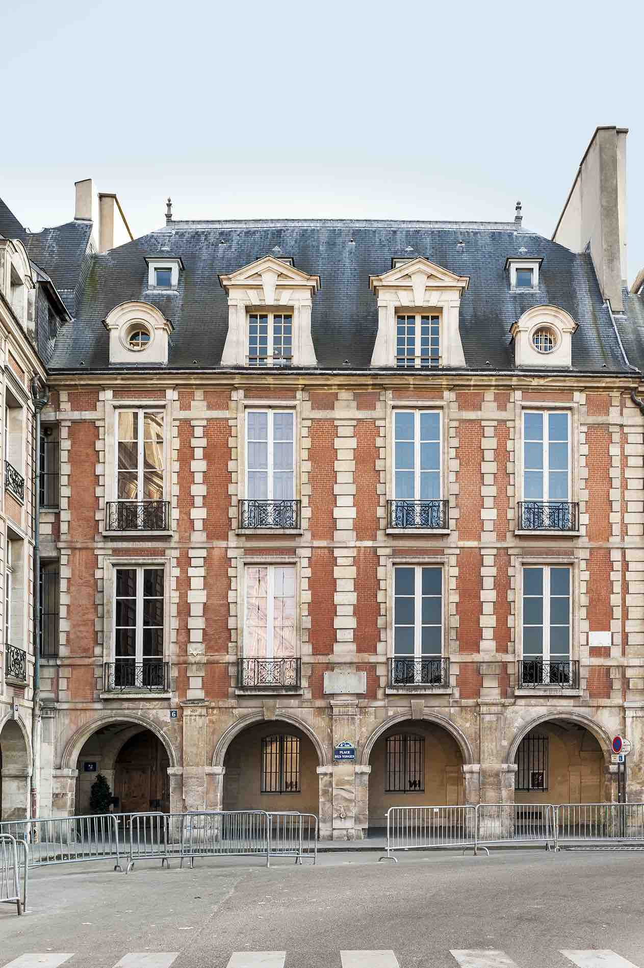 Victor Hugo home, outside view©Paris Musées, Pierre Antoine