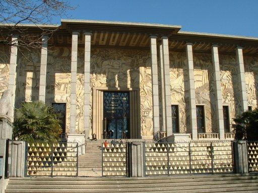 Museum of Immigration, Porte Dorée Paris © DR