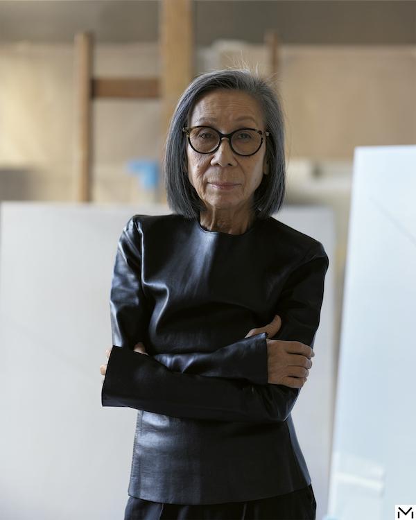 Portrait Huong Dodinh © Khoa Dodinh