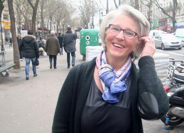 Dominique Baud - Crédit : VD.