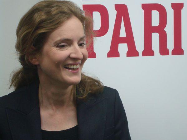 Nathalie Kosciusko-Morizet, nouveau chef de l'opposition à Paris - Photo : Archives PT.