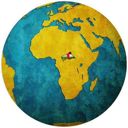 La République centrafricaine © michal812 - Fotolia.com