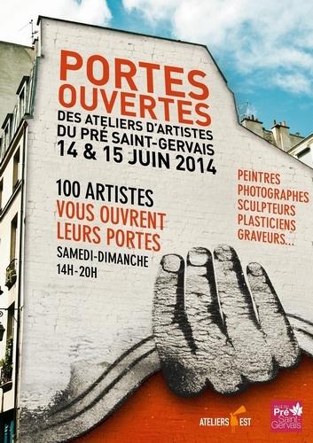 Portes ouvertes d'Ateliers d'artistes du Pré St Gervais - 4e édition