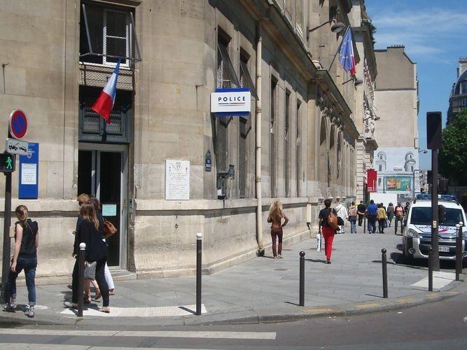 L'actuel commissariat central du 6e arrondissement sera remplacé par une antenne de police avec 20 policiers de jour - Crédit : VD.